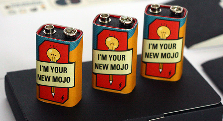 you new mojo self promotion